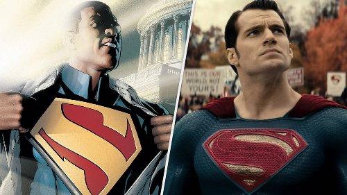Superman Reboot Will Be An Origin Story Starring A Black Kal-El
