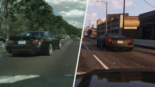 Realistic 'GTA 5' Achieved Through Machine Learning Is Actually Quite Unsettling