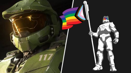 Halo's Iconic Announcer Defends Trans Rights In Beautiful Speech