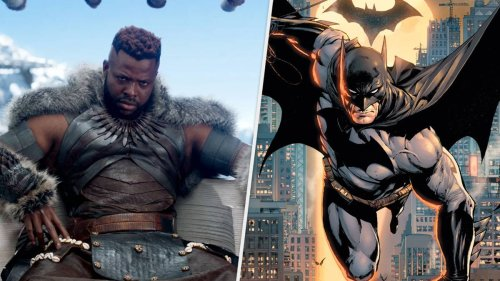 'Black Panther' Star Winston Duke To Play Bruce Wayne In New Batman Series