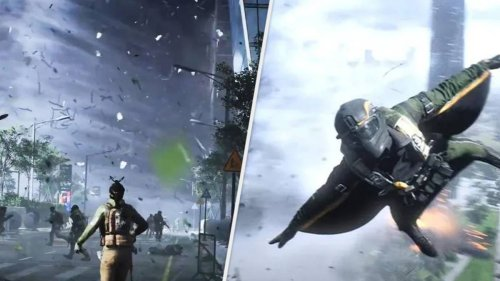 'Battlefield 2042' Is Headed Down The Live Service Route, According To EA
