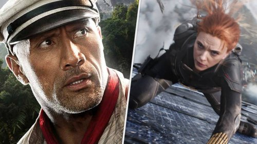 Dwayne Johnson Responds To Scarlett Johansson's 'Black Widow' Lawsuit