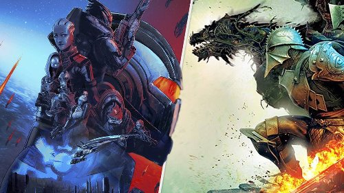 """Mass Effect And Dragon Age Sequels Are """"Laser Focused"""" Single-Player RPGs, Says BioWare"""