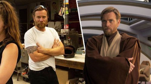 Say Hello There To Ewan McGregor's Brand New Obi-Wan Kenobi Beard