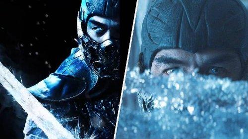 'Mortal Kombat' Movie Drops First Full Look At Sub Zero, Trailer Arriving Tomorrow
