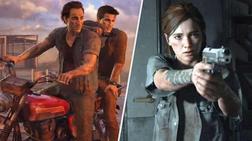Naughty Dog Next Release Teased As Motion Capture Is Being Filmed