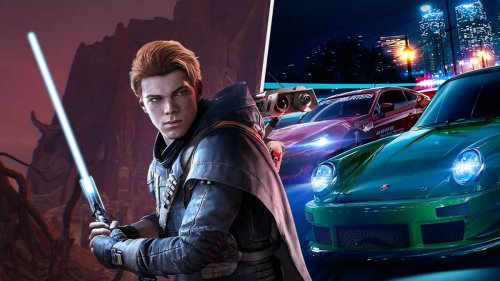 New Star Wars Jedi, Need For Speed Games Confirmed By EA
