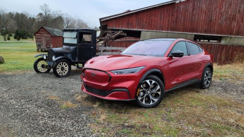 Payne: Ford Mustang Mach-E goes toe-to-hoof with Tesla Model Y