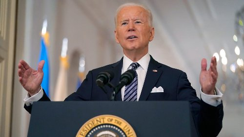 Biden wants do big things. For America and history, he should get them done any way he can.
