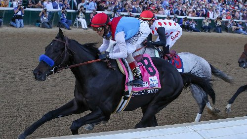 What happens to bets placed on Kentucky Derby winner Medina Spirit?