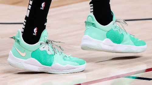 Sick kicks: Coolest shoes of the 2020-21 NBA season