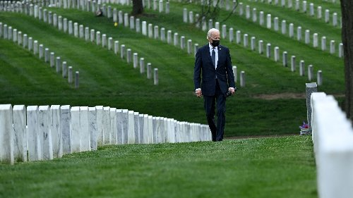 'Time for American troops to come home': Biden announces Afghanistan withdrawal by Sept. 11