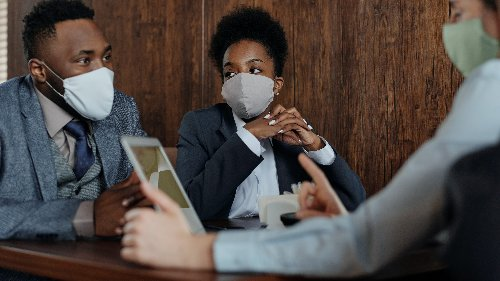 Essential workers raise concerns about new CDC mask guidance; mask mandates fall in some states, remain in others: Latest COVID-19 updates