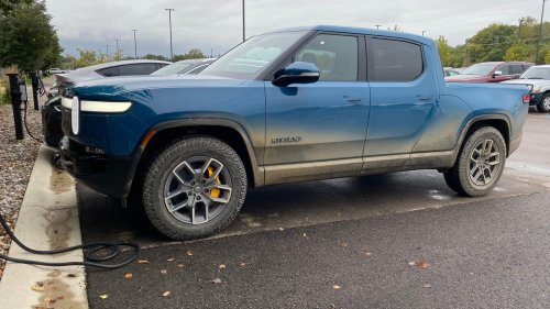 Rivian R1T: The first electric full-size pickup has a cartoon guardian, 800-plus hp