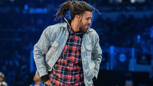 Rapper J. Cole makes professional basketball debut in new Basketball Africa League