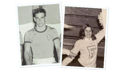 Born out of love: How the baby they gave up 50 years ago reunited high school sweethearts