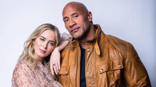 Emily Blunt, Dwayne Johnson reveal most awkward 'Jungle Cruise' kiss, dirty jokes cut by Disney