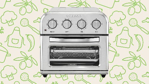 Way Day 2021: This awesome Cuisinart air fryer toaster oven is half off at Wayfair