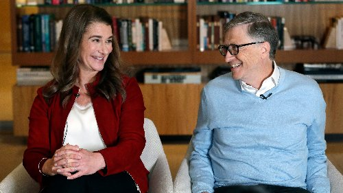 Bill and Melinda Gates' breakup after 27 years has us reeling. Why do we care so much?