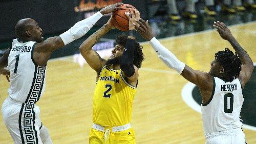 NCAA Tournament bracketology: Michigan losing lock on No. 1 seed heading into championship week