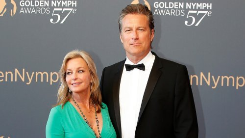John Corbett and Bo Derek secretly tied the knot last year after nearly 20 years together