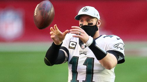 Big heart, big arm, laser-focused: Carson Wentz drawing rave reviews from Colts early