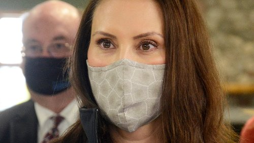 Whitmer: It'll be harder for Michigan to hit next COVID-19 vaccination goal