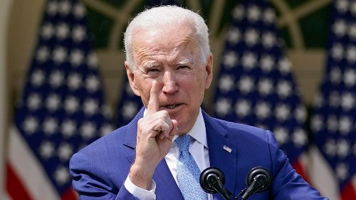 Opposing View: Joe Biden's first 100 days in office have been a complete failure