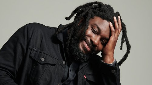 Jason Reynolds credits Queen Latifah's music for starting his path to best-selling author