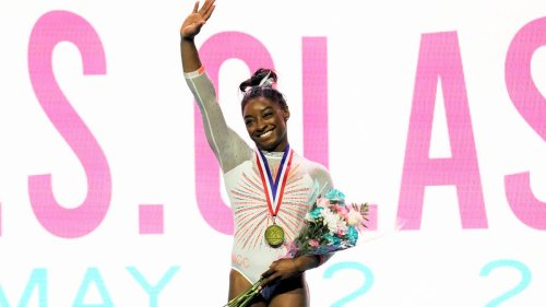 Opinion: Punishing Simone Biles for her greatness is act of foolishness by gymnastics officials