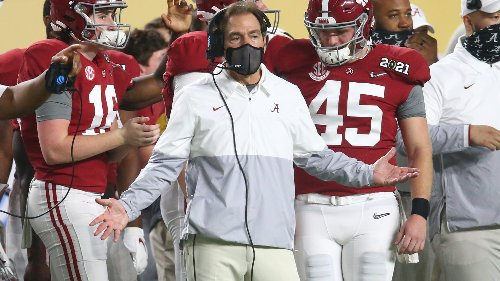 Alabama turns to Nick Saban in attempt to persuade people to get COVID-19 vaccinations