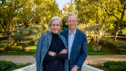 Why we're investing $150 million to bring biology and AI together: Eric and Wendy Schmidt
