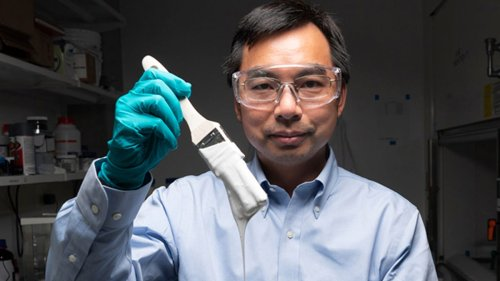 Scientists created the world's whitest paint. It could eliminate the need for air conditioning.