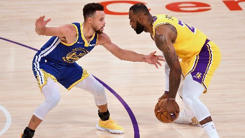 LeBron: Steph Curry is the MVP