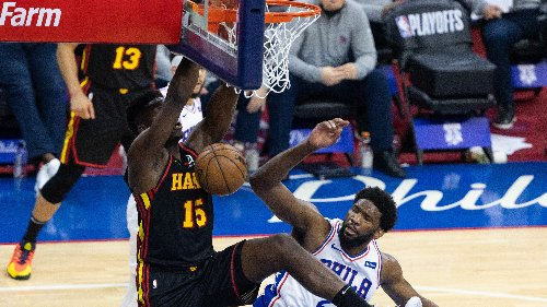 Atlanta Hawks win Game 7 over Philadelphia 76ers to advance to Eastern Conference finals