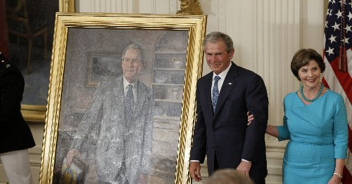 Joe Biden expected to host Barack Obama for official White House portrait reveal, report says