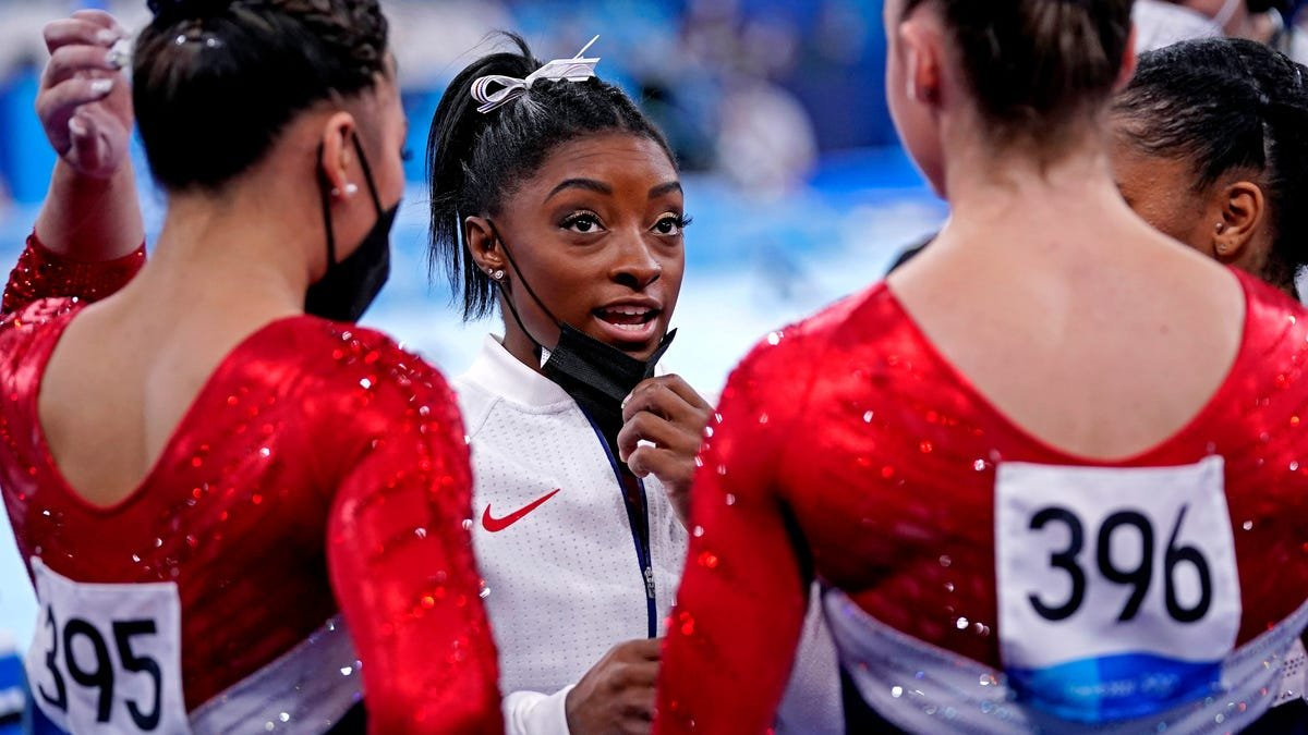 Simone Biles is still 'the GOAT': Fans shower gymnast with love after Tokyo Olympic finals