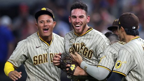 Padres pitcher Joe Musgrove gifted a lifetime supply of Ballast Point beer after tossing historic no-hitter