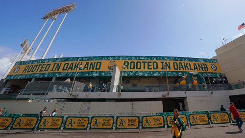 'Billionaire looting the city': Locals turn ire toward Athletics as Oakland lays out terms for new ballpark
