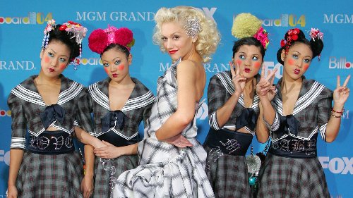 Gwen Stefani shoots down Harajuku Girls cultural appropriation claims, says people can 'share'