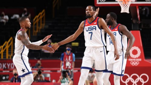 Opinion: US men's basketball gets selfish, and finds itself in thumping Iran