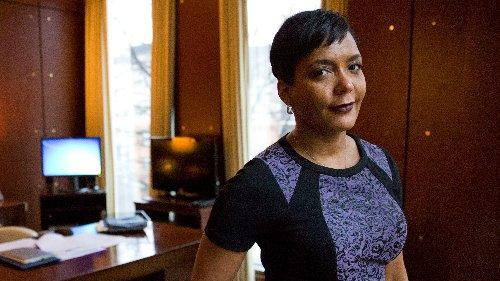 Atlanta Mayor Keisha Lance Bottoms not seeking reelection