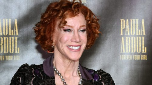 Kathy Griffin reveals lung cancer diagnosis, drug addiction and 'obsessive' suicidal thoughts