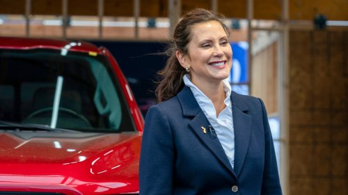 Michigan to build nation's first electrified road to wirelessly charge EVs, Whitmer says