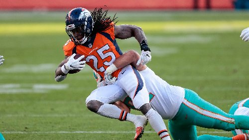 Melvin Gordon reflects on 'difficult' first season with Broncos, says he's 'sick' of getting overlooked