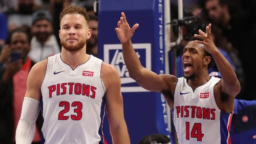 Detroit Pistons fans lament the Blake Griffin era: 'Good job SVG'