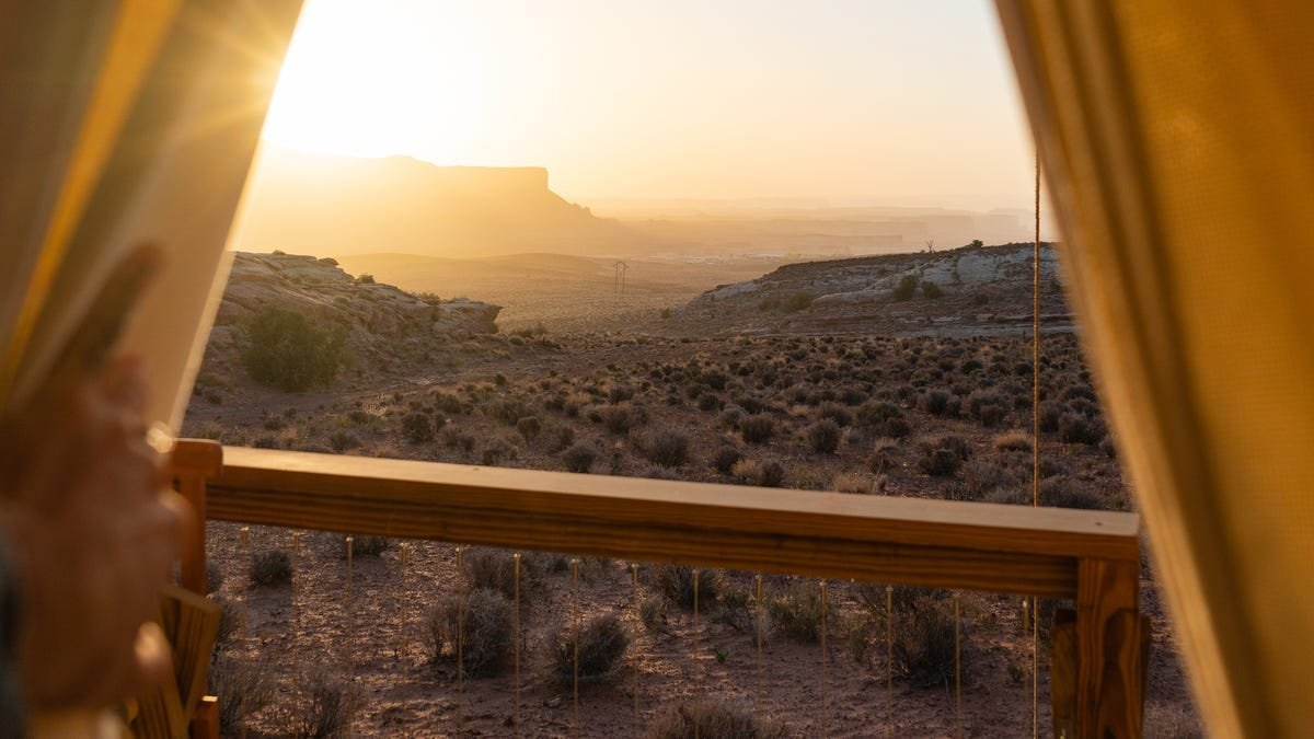 Would you rather sleep in an Airstream than a tent? Glamping sites are ramping up