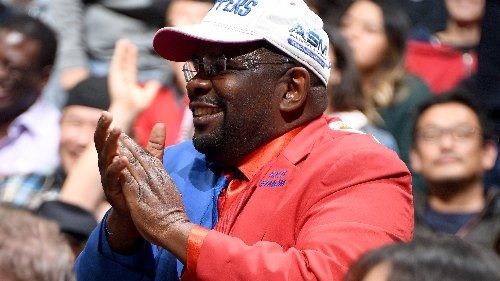 With Clippers on verge of making history, team's superfan reflects on playoff run