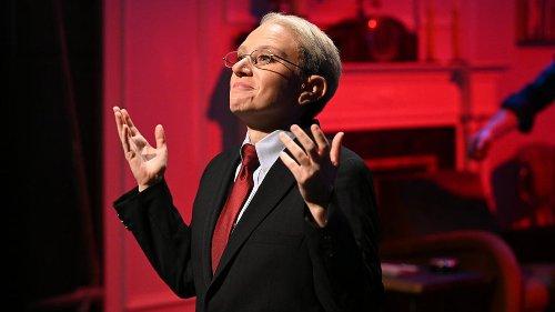 'SNL': Kate McKinnon's Dr. Fauci, CDC's theater troupe struggle to explain new mask rules