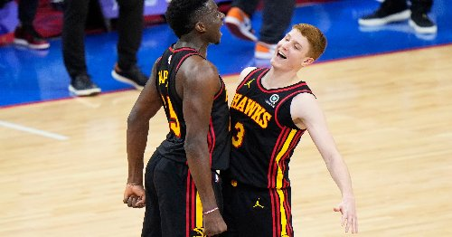 Kevin Huerter sent the 76ers packing. Get to know the Hawks' unlikely Game 7 hero